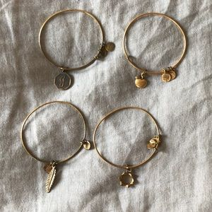 Alex and Ani bundle!